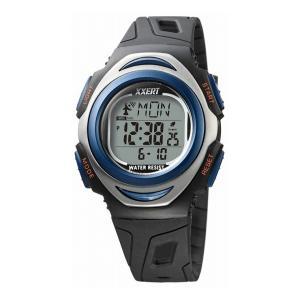 ノア 電波ソーラーウォッチ ブルー XXW-501 BU 時計 腕時計 電波時計 カジュアルウォッチ|rcmdin