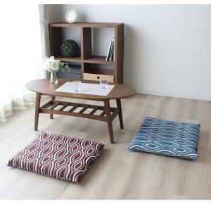 座布団カバー グラン 55×59cm ソファ 居間 寝室 子供部屋 おしゃれ かわいい rcmdin 02