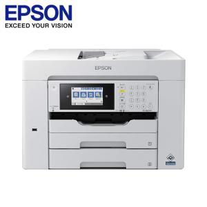 エプソン インクジェット複合機 PX-M6011F プリンター 印刷機 インクジェット EPSON 複合機 タッチパネル 両面印刷 代引不可|rcmdin