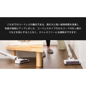 掃除機 simplus サイクロン 2WAYコードレス掃除機 スティック クリーナー SP-RCL2W シンプラス コードレスクリーナー|rcmdin|09