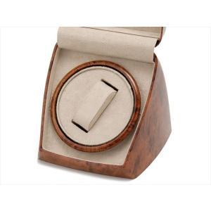 ロイヤルハウゼン Royal hausen ウォッチワインダー ワインディングマシーン 1本巻き SR055 木目調 ウォッチケース 腕時計ケース rcmdin 03