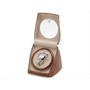 ロイヤルハウゼン Royal hausen ウォッチワインダー ワインディングマシーン 1本巻き SR055 木目調 ウォッチケース 腕時計ケース rcmdin 06