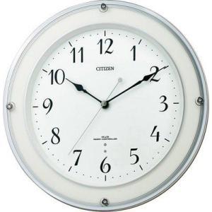 シチズン 電波掛時計 8MY450-003|rcmdin