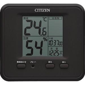 シチズン温度湿度計 ライフナビD203 8RD203|rcmdin