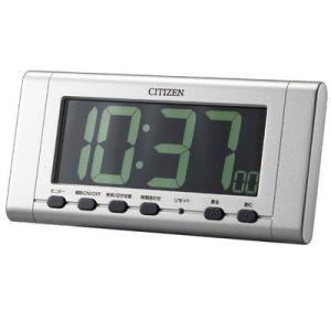 シチズン目覚まし時計 AC電源 シシリアンネオ|rcmdin