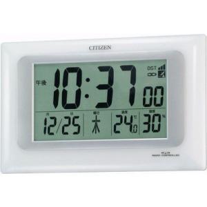 シチズン 電波掛置き兼用時計 パルデジットR066 8RZ066-003|rcmdin