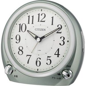 シチズン目覚まし時計 デュアルトーンR633 8RA633-005|rcmdin