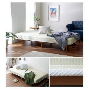 Kerria ケリア 脚付きマットレス シングル ベッド シングルベッド あしつきマットレス 幅95cm 長さ195cm 厚さ17cm 代引不可|rcmdin|13