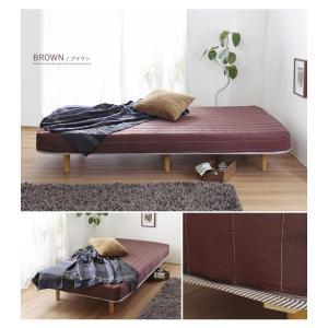 Kerria ケリア 脚付きマットレス シングル ベッド シングルベッド あしつきマットレス 幅95cm 長さ195cm 厚さ17cm 代引不可|rcmdin|14