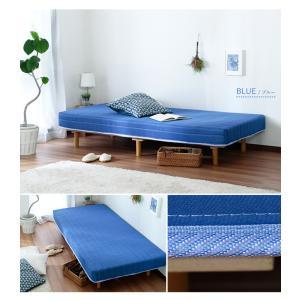 Kerria ケリア 脚付きマットレス シングル ベッド シングルベッド あしつきマットレス 幅95cm 長さ195cm 厚さ17cm 代引不可|rcmdin|16