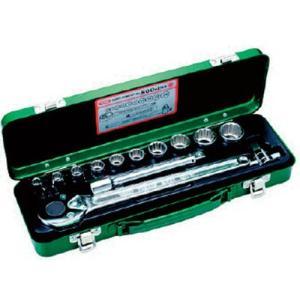 TONE ソケットレンチセット ISO 800MISO レンチ・スパナ・プーラ・ソケットレンチセット|rcmdin
