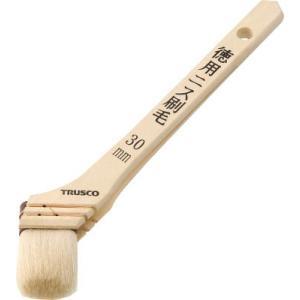 TRUSCO 徳用ニス刷毛木柄 10号 TPB-426 塗装・内装用品・刷毛|rcmdin