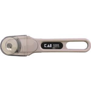 貝印 丸刃28ミリ2枚入り 5028JBL ハサミ・カッター・板金用工具・ロータリーカッター|rcmdin