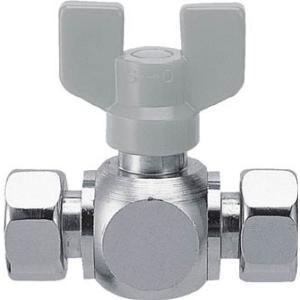 カクダイ ボールバルブ 両ナットつき 13 6505 管工機材・水道配管資材|rcmdin