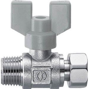 カクダイ ボールバルブ 片ナットつき 6506-13 管工機材・水道配管資材|rcmdin