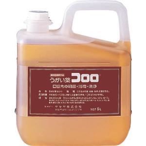 サラヤ うがい薬コロロ 5L 12834 労働衛生用品・うがい薬