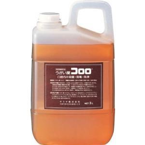 サラヤ うがい薬 コロロ 3L 12833 労働衛生用品・うがい薬