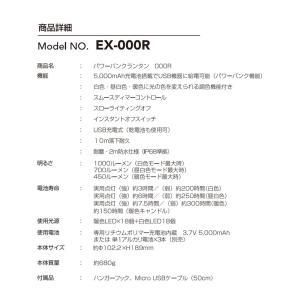GENTOS ジェントス LEDランタン EX-000R|rcmdin|04