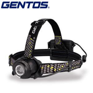 GENTOS ジェントス LEDヘッドライト ヘッドウォーズ HLP-2104の画像