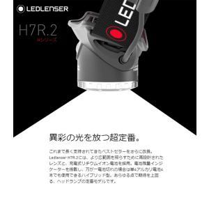 LEDLENSER レッドレンザー 充電式ヘッ...の詳細画像1