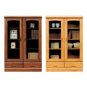 書棚 チェスト 幅80cm 奥行40cm 高さ120cm 国産 完成品 収納 ミドルボード 代引不可 rcmdse