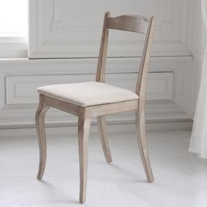 木製デスクチェア ダイニングチェア 1人掛け アンティークシャビーシックイス いす シシリー 椅子 スツール 1人用 一人用 代引不可|rcmdse