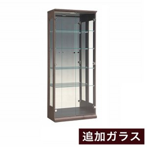 追加ガラス コレクションボード用ガラス 幅60cm 奥行23cm 厚0.4cm 飾棚用 ガラスのみ 収納 ガラス フィギュア ガラス棚板 代引不可|rcmdse