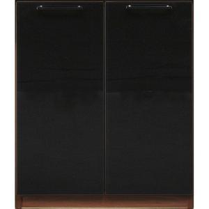 コレクションラック 幅60cm×高さ71cm 下台E 扉 国産 コレクションケース コレクションボード 飾り棚  ガラス棚  ショーケース 代引不可|rcmdse