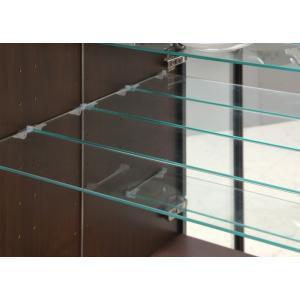 コレクションラック カップボード 幅77.6cm×高さ180cm コレクションケース 飾り棚 ガラス棚 ショーケース 代引不可 rcmdse 05