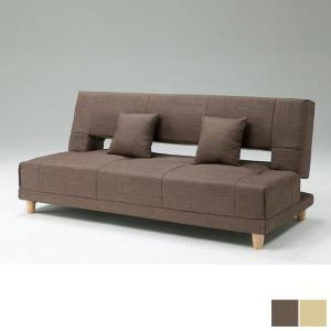ソファベッド ファブリック 2.5人掛け 開梱設置無料 完成品 ソファーベッド ソファ sofa おしゃれ 代引不可|rcmdse