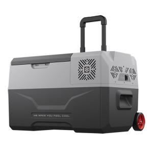 ポータブル冷凍冷蔵庫 30L 冷蔵庫 冷凍庫 ポータブル AC DC クーラーBOX クーラーボックス 車載 釣り BBQ アウトドア お出かけ 代引不可|rcmdse
