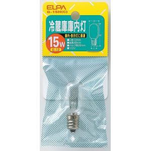 庫内灯15W G-15H C エルパ ELPA 朝日電気|rcmdse
