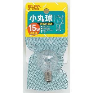 小丸球E1215 G-126H エルパ ELPA 朝日電器|rcmdse