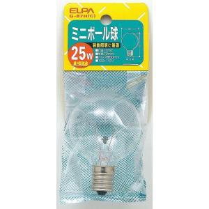 ミニボール球 G-87H C エルパ ELPA 朝日電気 rcmdse