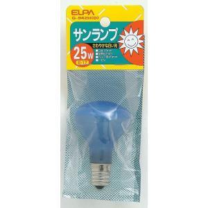 サンランプ25W G-942H D エルパ ELPA 朝日電器 rcmdse
