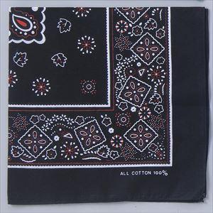 バンダナ 黒 1248|rcmdse