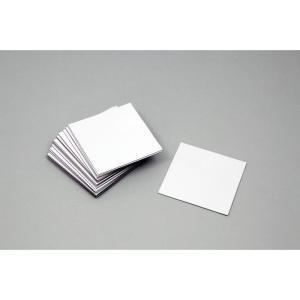 ホワイトマグネットシート 小 30枚 理科教材 備品 磁石マグネット|rcmdse