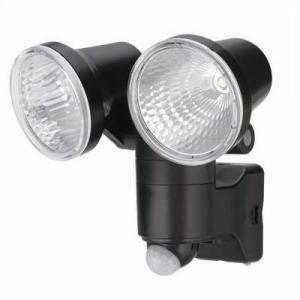 SL12LED 乾電池式 1W LED×2 センサーライト|rcmdse