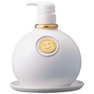 サラヤ ウォシュボン陶器製容器 MB-500BS ポンプ付 500ml×6本 ホワイト ポイント10倍