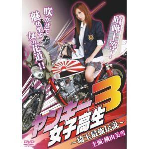 DMSM-8528 DVD ヤンキー女子高生3 埼玉最強伝説|rcmdse