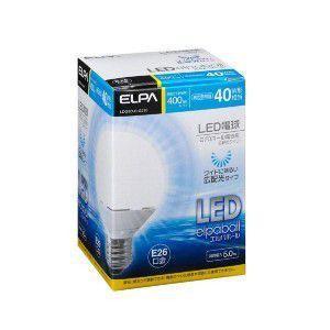 ELPA朝日電器 LED電球ボール形G70 LDG5D-G-G210|rcmdse