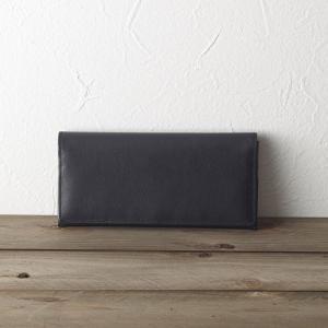 ソフトオイルレザー 長財布 ブラック 雑貨 ホビー インテリア 雑貨 雑貨品|rcmdse