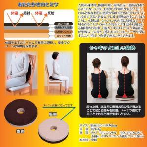 昭光プラスチック製品 円座クッション 円楽さん 809429|rcmdse|02