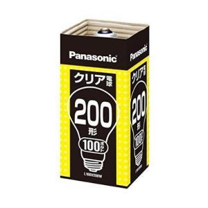 PANASONIC シリカ電球150W形クリア L100V200W|rcmdse