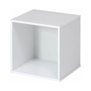 不二貿易 キューブボックス ホワイト CB35OP WH 81901 雑貨 ホビー インテリア インテリア 不二貿易|rcmdse