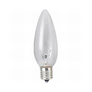 YAZAWA シャンデリア球60Wクリア口金E14 C321460C 家電 照明器具 その他の照明器具 代引不可 rcmdse