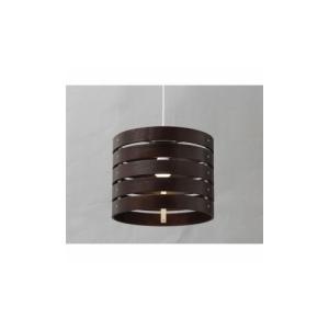 アイリスオーヤマ LEDペンダントライト LED電球セット Runda 木製 大サイズ PL8LE26WC2M 家電 照明器具 その他の照明器具|rcmdse
