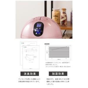 ソウイジャパン  アロマ空気清浄機 バイオナースボール DX 大容量 抗菌消臭付|rcmdse|15