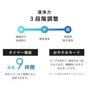 ソウイジャパン  アロマ空気清浄機 バイオナースボール DX 大容量 抗菌消臭付|rcmdse|10