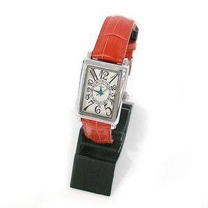 とってもキュート 大人気 アレサンドラオーラ レディース腕時計 AO-1500 ORAS RED|rcmdse